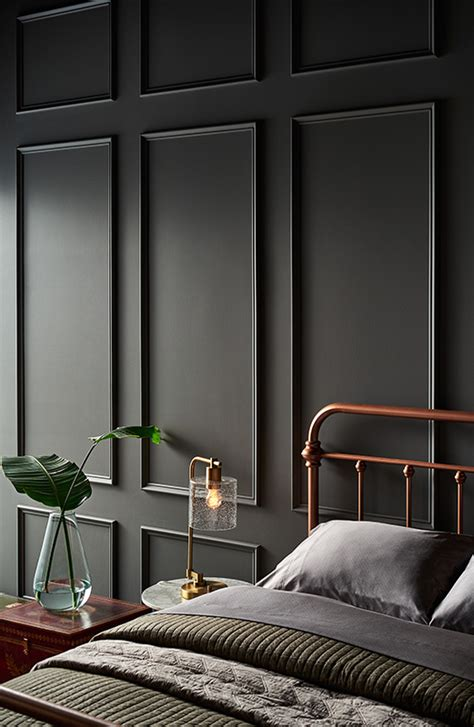 grey paint colours designers   chatelaine