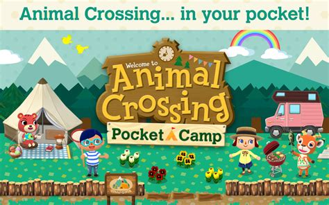 animal crossing pocket camps latest update adds holiday