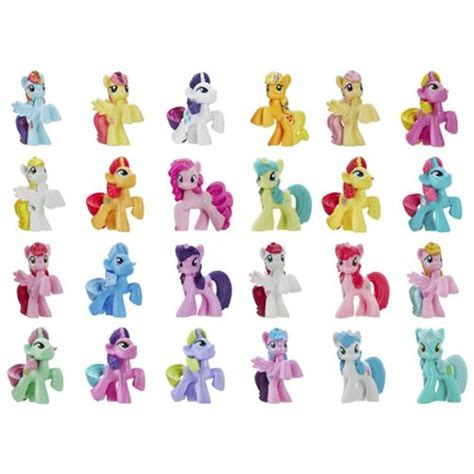 Littlepony Blind Bag my pony blind bag friendship is magic 6 6 pack