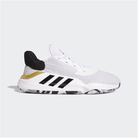 adidas pro bounce   shoes white adidas