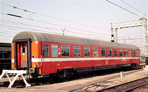 carrozze ferroviarie italiane eurofima