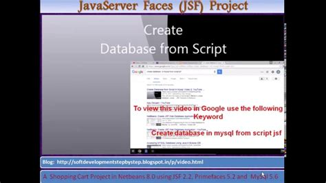 tutorial jsf youtube jsf tutorial shopping cart primefaces netbeans and mysql