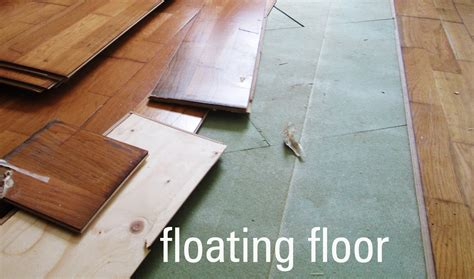 floating  fixed wood floors pros  cons wood floor fitting