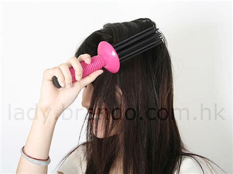 Alumi Curl Cap fashion hair makeup for females brando workshop hair curling comb