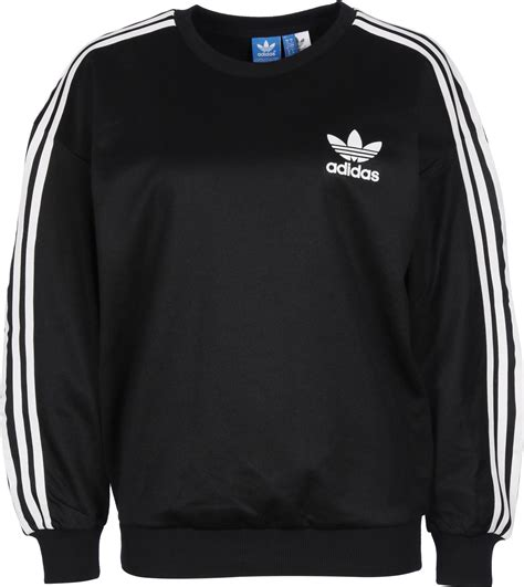Sweater Black Addidas Basic adidas sweaters black and white