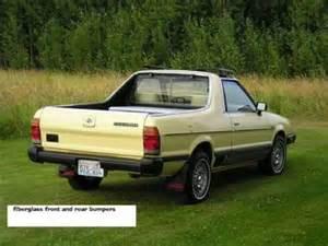 1982 Subaru Brat 1982 Subaru Brat Restoration Slideshow