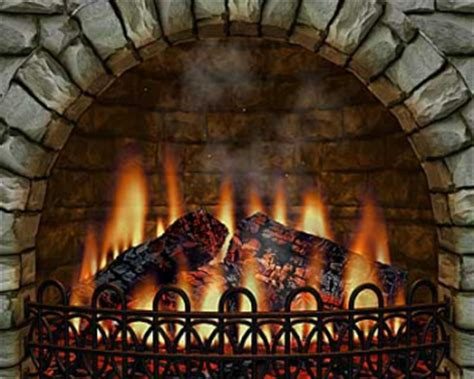 Real Fireplace Screensaver by T 233 L 233 Charger 3d Realistic Fireplace Screen Saver Gratuit