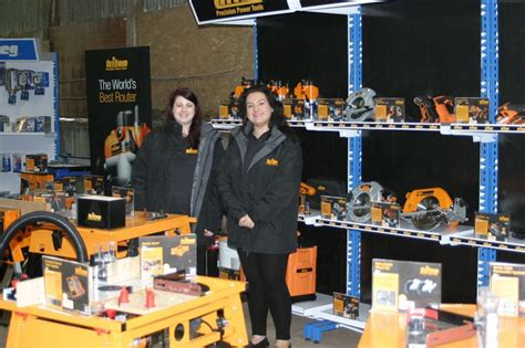 woodworking show triton tools stand at yandles woodworking show yandles
