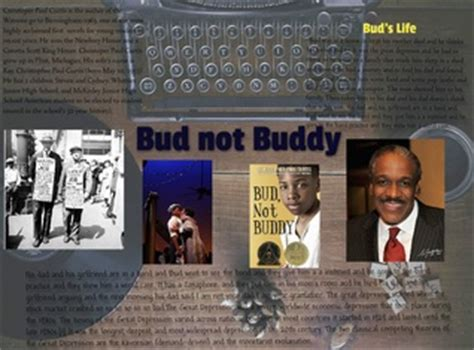 bud not buddy book report glogster multimedia posters educational content