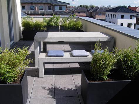 abtrennung terrasse beton referenzkundenblog pflanzk 252 beln ae trade