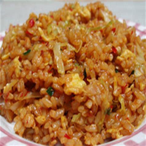 membuat nasi goreng terasi resep nasi goreng terasi enak dan gurih resep cara