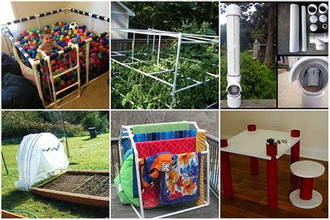 22 creative diy projects using pvc pipe home and