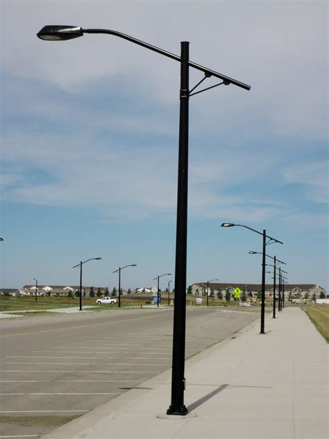 Lighting Pole And Structure Design Projects Light Pole