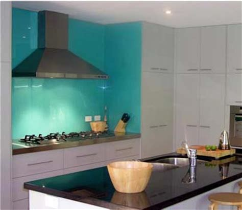 colored glass backsplash kitchen backsplash for modern kitchen