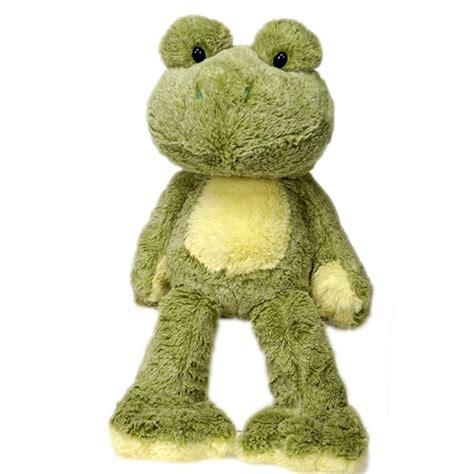 ivy the fuzzy folk frog stuffed animal fiesta stuffed