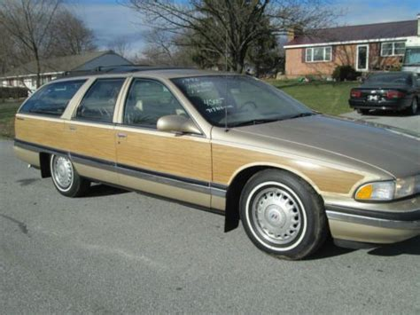 how to sell used cars 1996 buick roadmaster security system buy used 1996 buick roadmaster wagon all original no reserve in