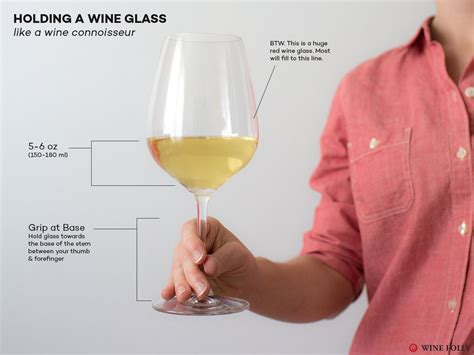 how to hold a wine glass civilized wine folly