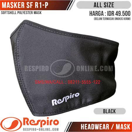 Np Masker Hitam A masker respiro r1 p masker motor respiro