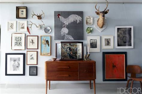 eclectic wall decor a wall of roar the potted boxwood