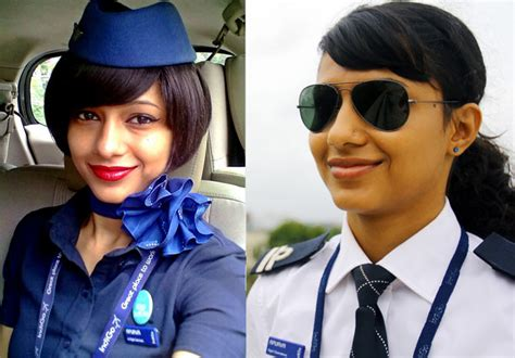 Cabin Crew Indigo by From Cabin To Cockpit How Apurva Gilche Became A Pilot