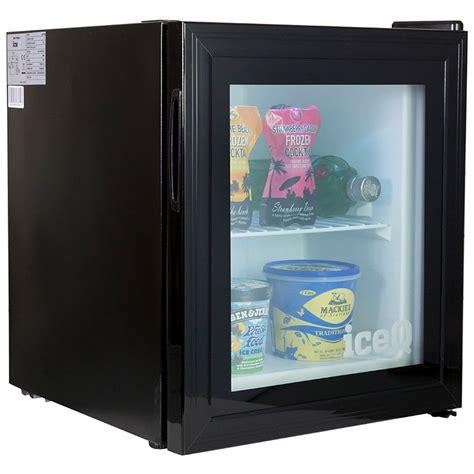 Mini Freezer Glass Door Iceq 36 Litre Counter Top Glass Door Display Mini Freezer