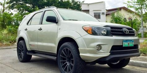 toyota fortuner torque ronzkiee 2009 toyota fortuner specs photos modification