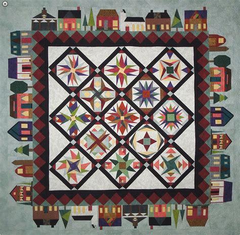 pattern paper downtown la carol doak art quilts