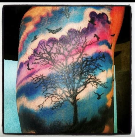 tattoo background color background color owl tattoo ideas pinterest
