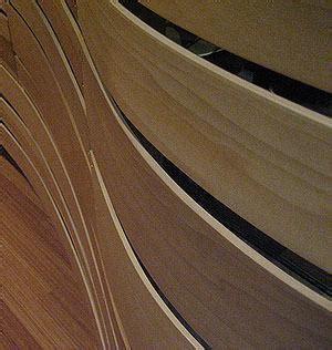rivestire parete con legno rivestire con legno e tessuto