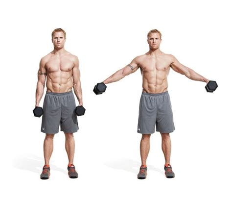 pull the 30 best shoulder exercises of all time