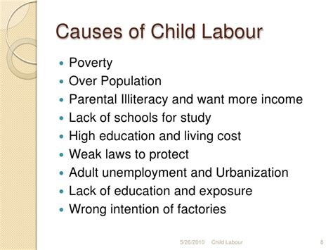 Child Labor Essay Causes And Effects by Can Child Labour Be Justified Essay Dissertationssearch X Fc2