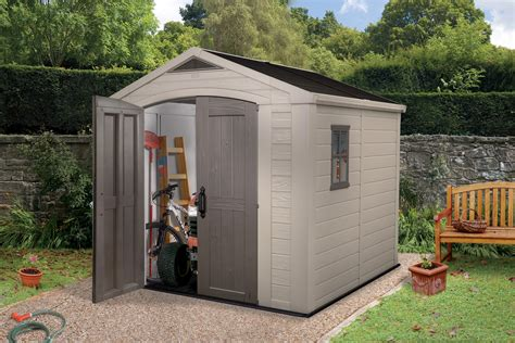 factor apex plastic shed departments tradepoint