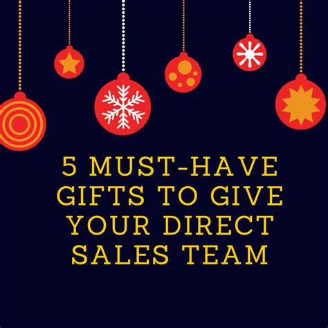 gifts to give your 5 must gifts to give your direct sales team