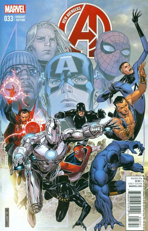 new avengers by jonathan secret wars lead in review spoilers new avengers 33 by