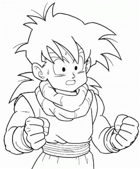 imagenes para colorear de dragon ball z dibujos para colorear de dragon ball z gt y af car
