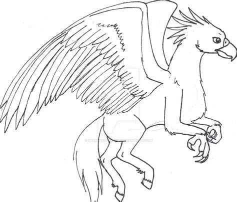 harry potter coloring pages crookshanks mobile hippogriff harry potter coloring page sketch