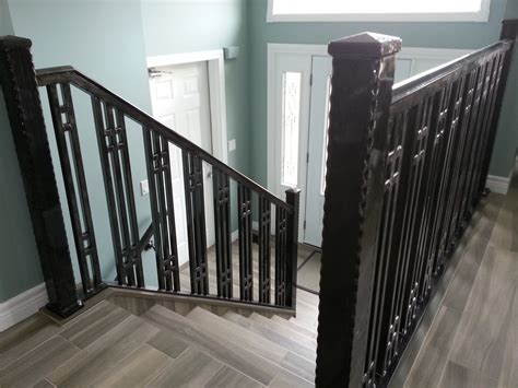 Metal Banister Railing by Stairs Astounding Metal Stair Rails Metal Stair