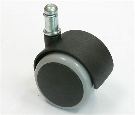 50mm pu office chair caster china pu caster 50mm chair