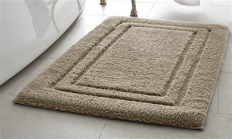 eddie bauer rugs luxe border bath rugs in sizes groupon