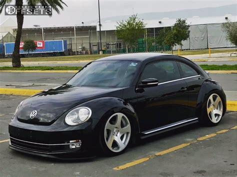 Wheels Volkswagen Beetle by Wheel Offset 2015 Volkswagen Beetle Nearly Flush Air