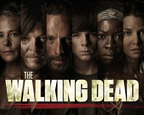 walking dead wallpaper for mac 1280x1024 the walking dead poster desktop pc and mac wallpaper