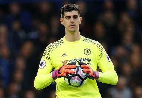 chelsea keeper chelsea star thibaut courtois denies real madrid contact