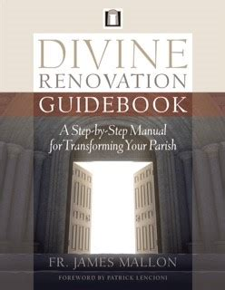 book review divine renovation guidebook new evangelizers