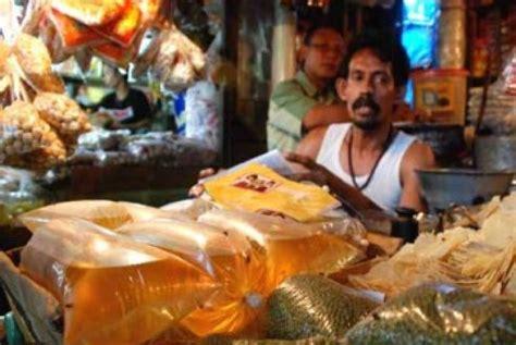 Minyak Goreng Dunia pemerintah siapkan 1 juta ton minyak goreng curah jelang ramadhan republika