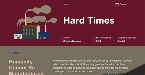 theme of education in hard times hard times themes course hero