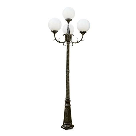 how to install outdoor light post 10 reasons to install 4 light outdoor post l at your