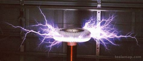 About Tesla Coil Tesla Coil Design Construction And Operation Guide
