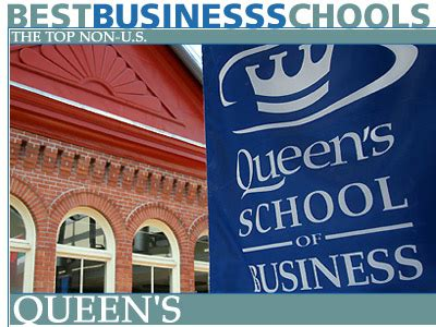 Manchester Business School Mba Gmat Score by The Top Non Us Business Schools