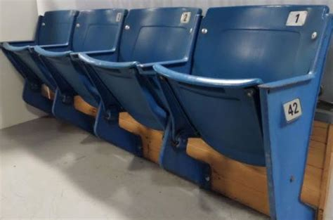 Pontiac Silverdome Sold by Silverdome Seats Being Sold Auction To Come