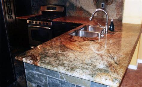 Orange Granite Countertops by Granite Countertop Cleaning In Huntington Orange